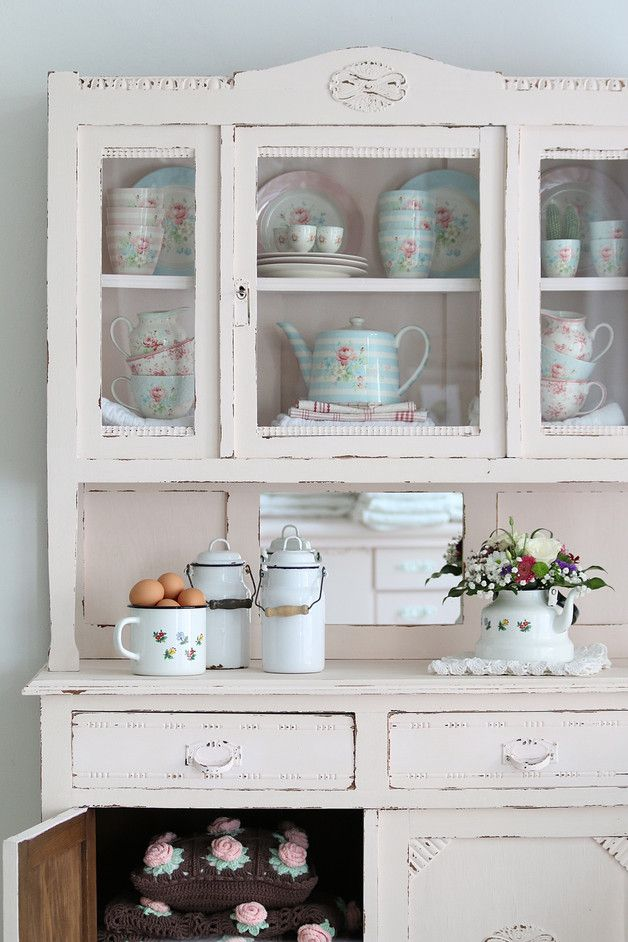 Vintage Buffets - Buffet, Küchenbuffet, Shabby Chic in \