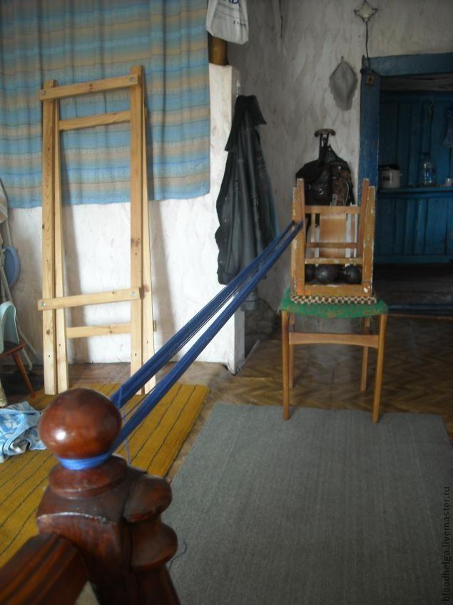 Подробный мастер-класс по ткачеству на дощечках с ...