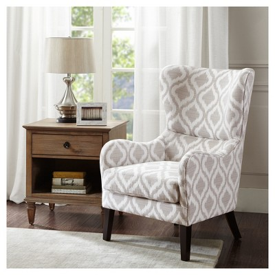 Accent Chairs Gray With Images Living Room Chairs Wing Chair