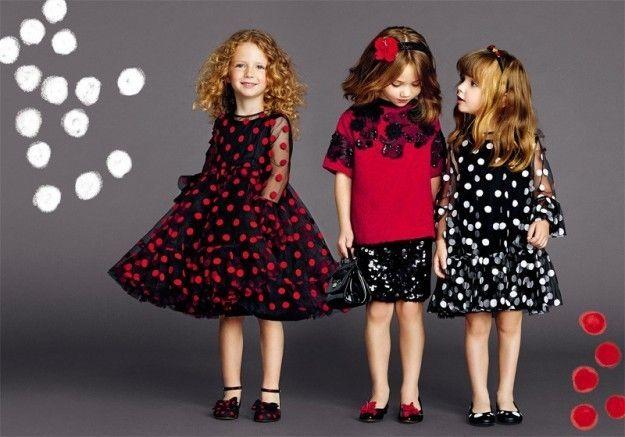 Vestidos de fiesta de niños: Fotos de modelos 2015