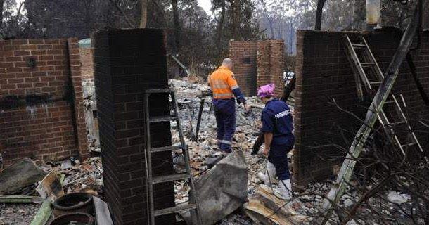 Τρομοκράτες οι τρεις άνδρες που έκαψαν τέμενος στη Μελβούρνη