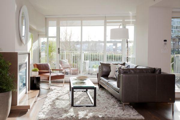 70 idées d\'aménagement de salon moderne pour l`homme | Canapé clic ...