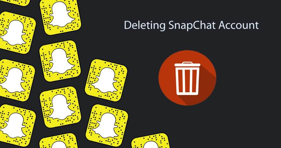 How to Delete Snapchat Account Permanatly 2018 | Apps