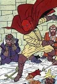 BEDETECA PORTUGAL: Máscara Vermelha