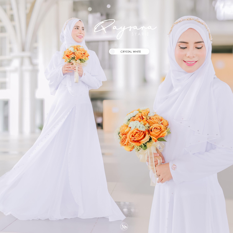 RM 229.00 Crystal White Baju muslim, Muslim