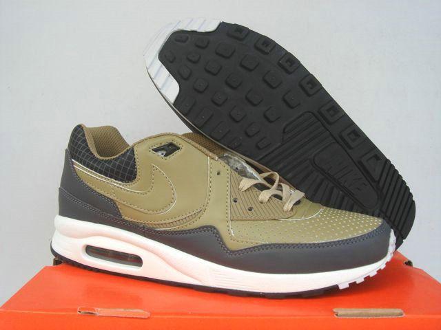 Nueve carta Pertenece  La Nike Airmax hombre utiliza una unidad de amortiguación de aire grande en  el talón que es visible desde el… | Nike air max, Nike shoes air max, Cheap nike  air max