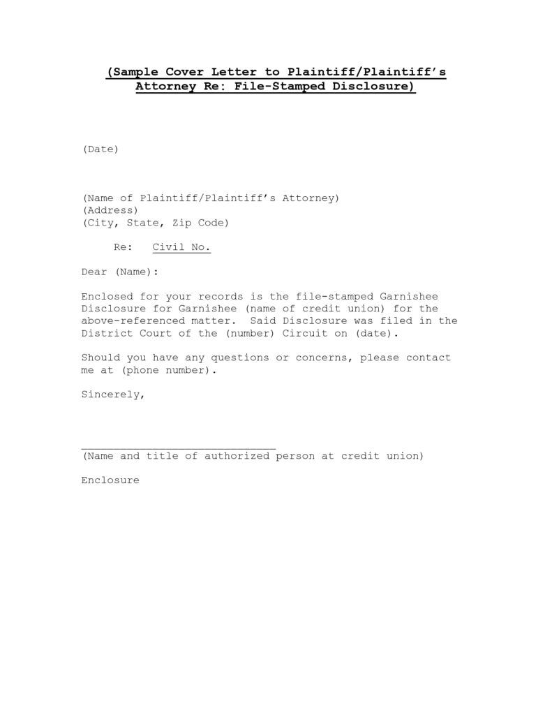 27 Cover Letter With No Name Resume Template How To Start A Without