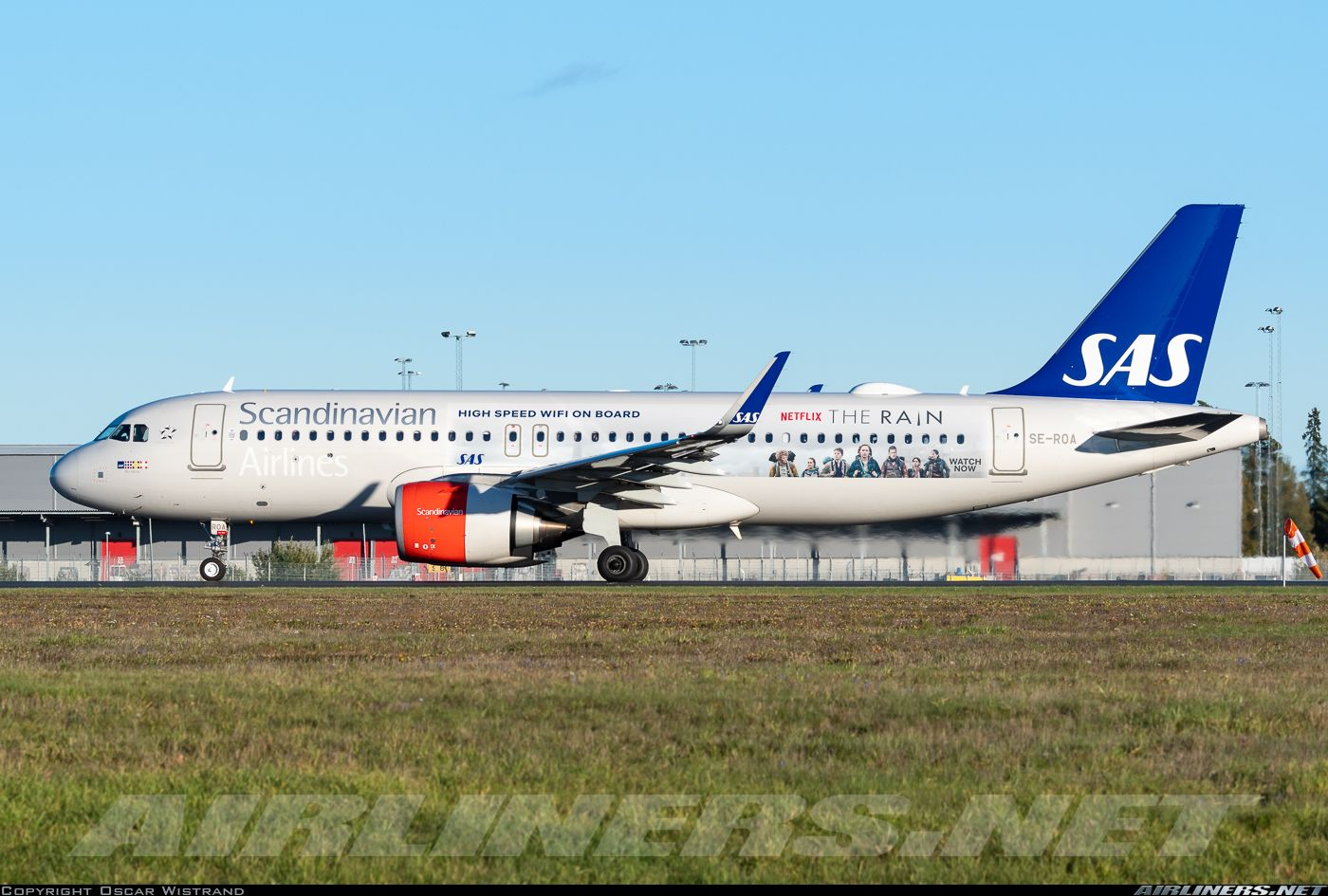 Airbus A320 251n Scandinavian Airlines System Sas Aviation Photo 5228959 Airliners Net Scandinavian Airlines System Airbus Sas