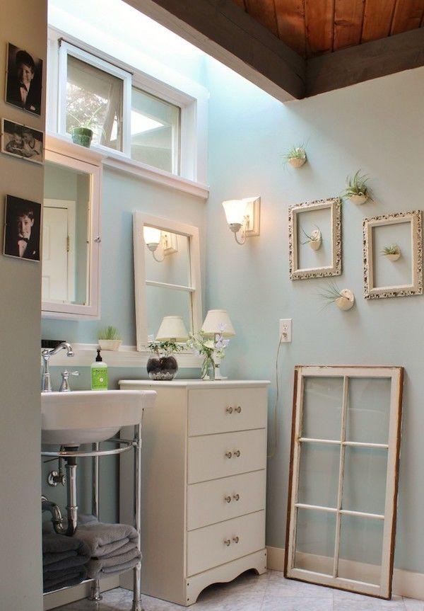 shabby chic badezimmer frisch gemütlich einzigartig Badezimmer - shabby chic badezimmer