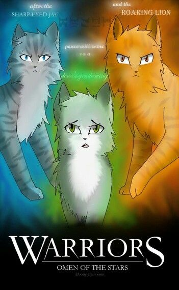 The Three Cats With The Power In Their Paws Left Jayfeather