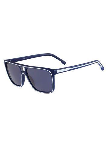bbb58be1c5ab Gafas de sol Stripes   Piping LACOSTE Sunglasses
