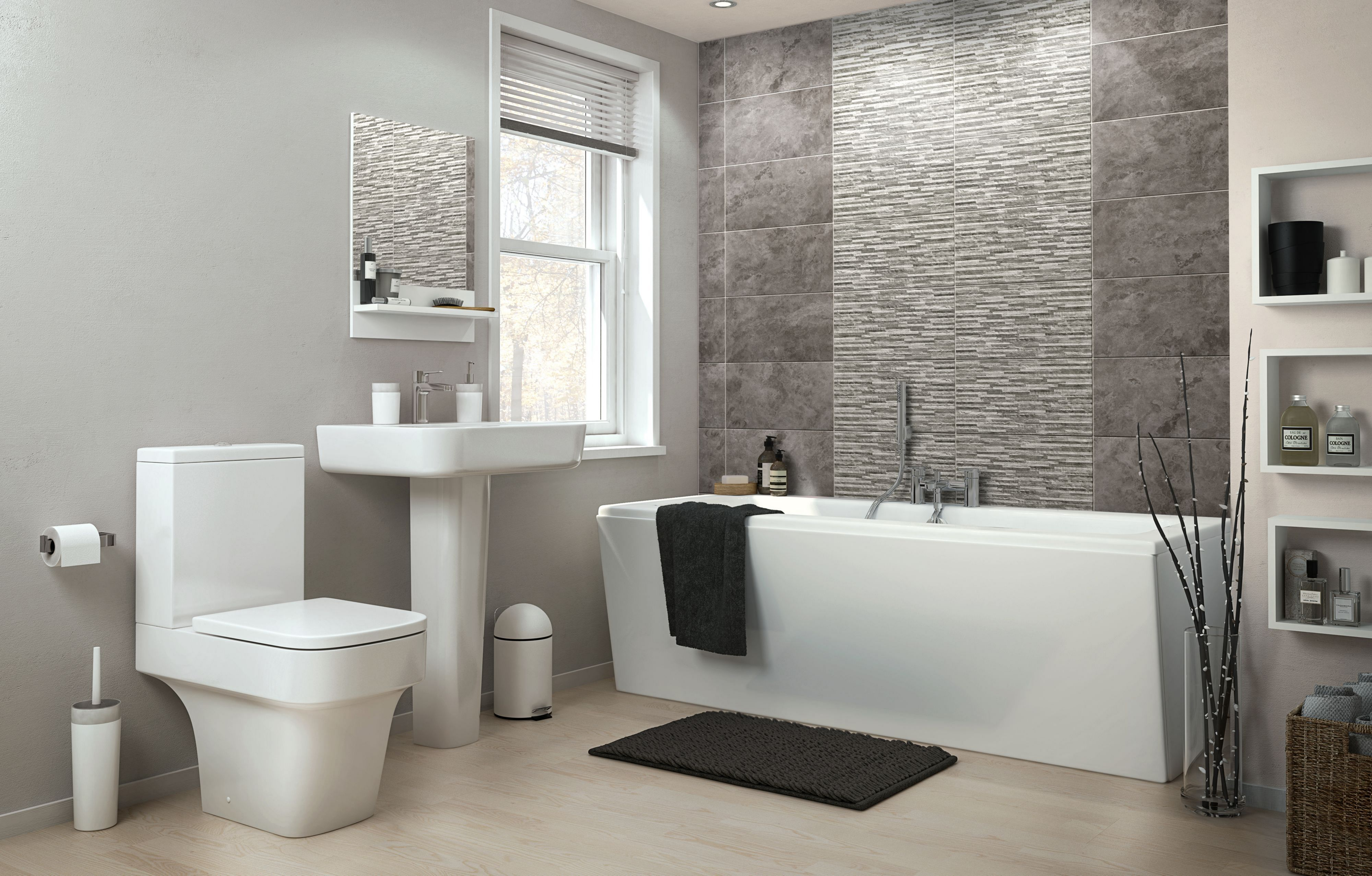 25 Attractive Modern Small Bathroom Designs For Awesome Home Dexorate Modern Bathroom Bathroom Design Small Modern Simple Bathroom