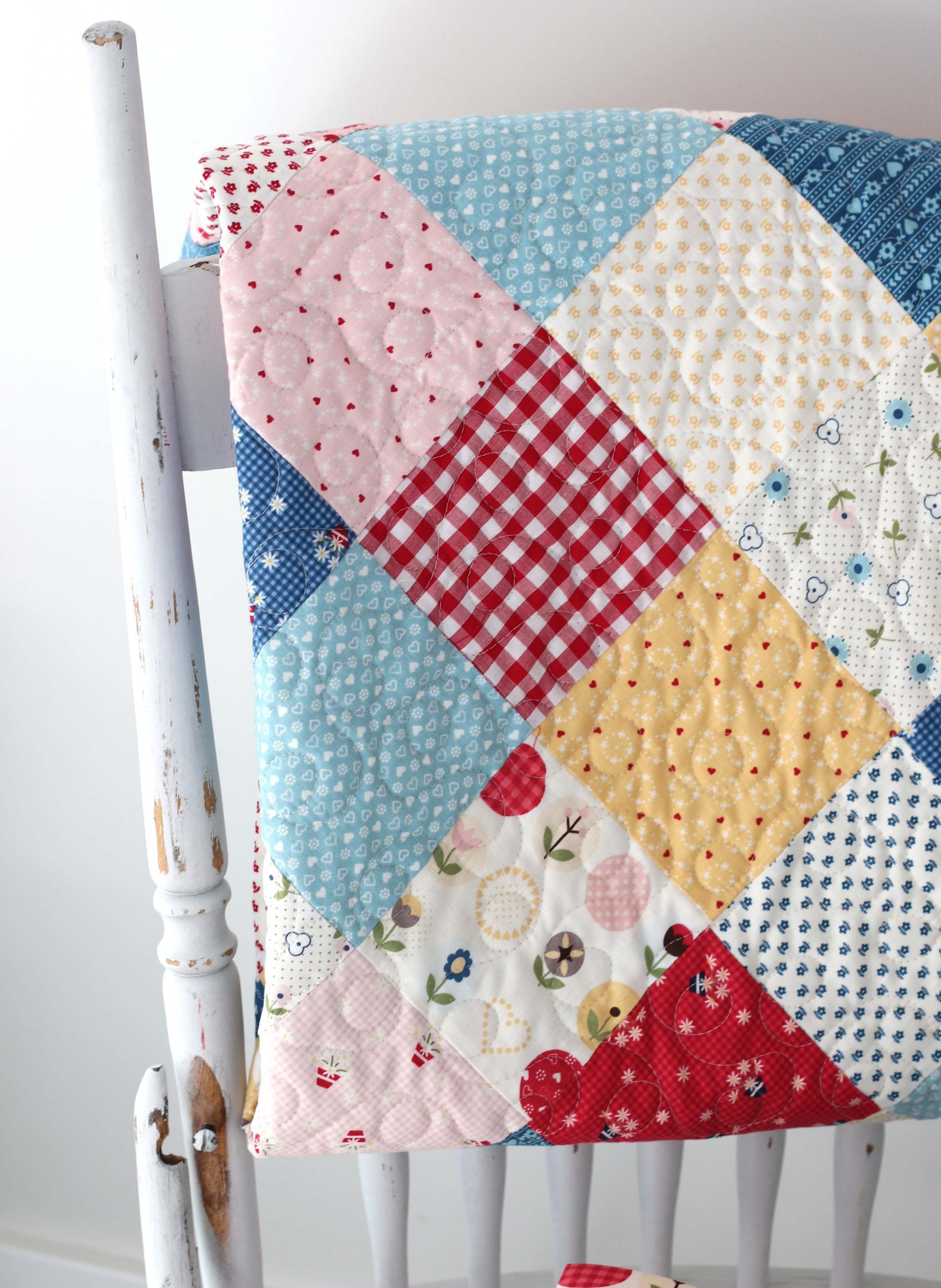 Gretel A New Quilt Pattern Fraulein Diary Of A Quilter A Quilt Blog Quilts Easy Quilts Baby Quilt Patterns