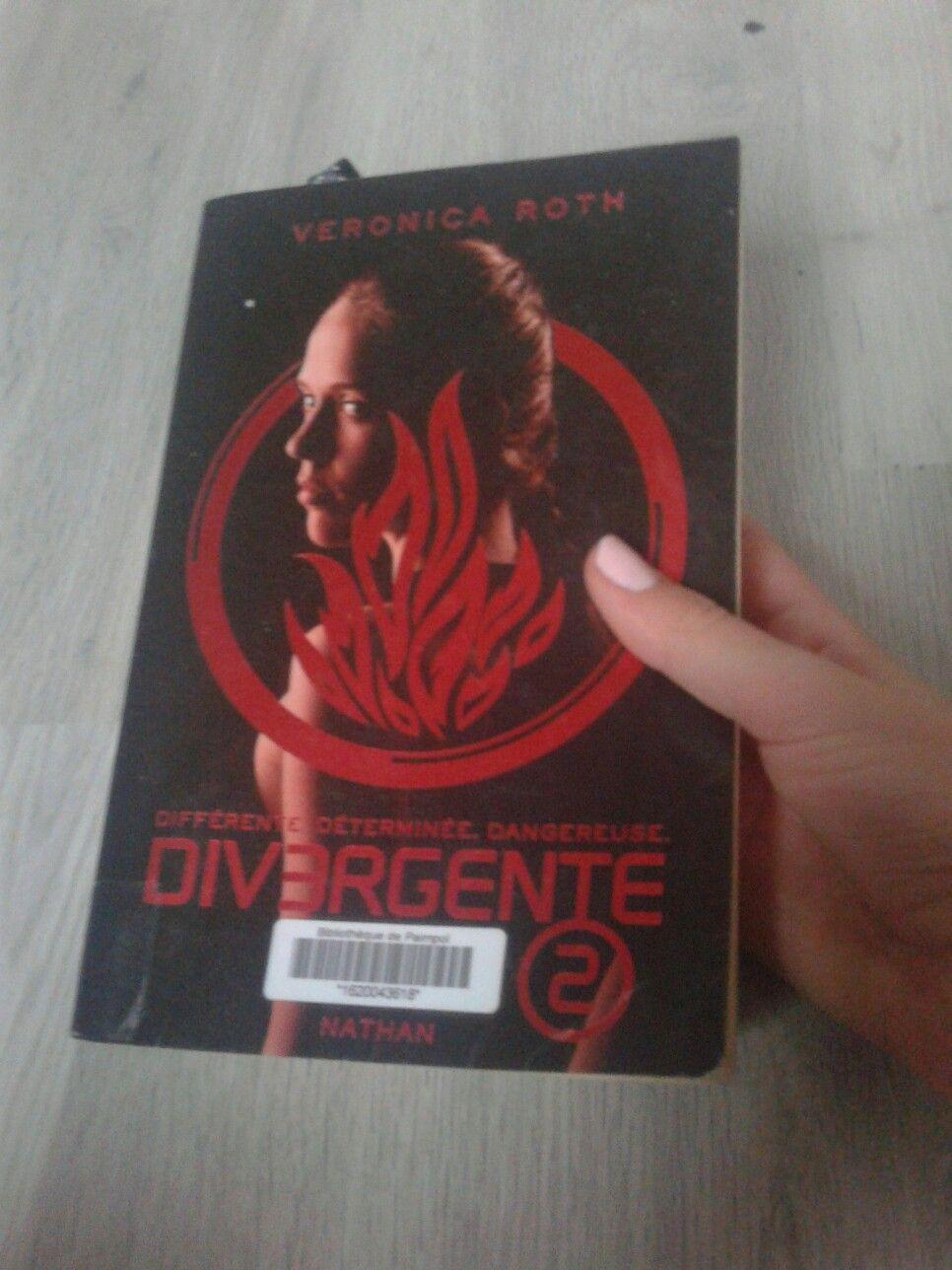 Divergente 2/favori du mois de Juin 2016 @enjoy LÉA