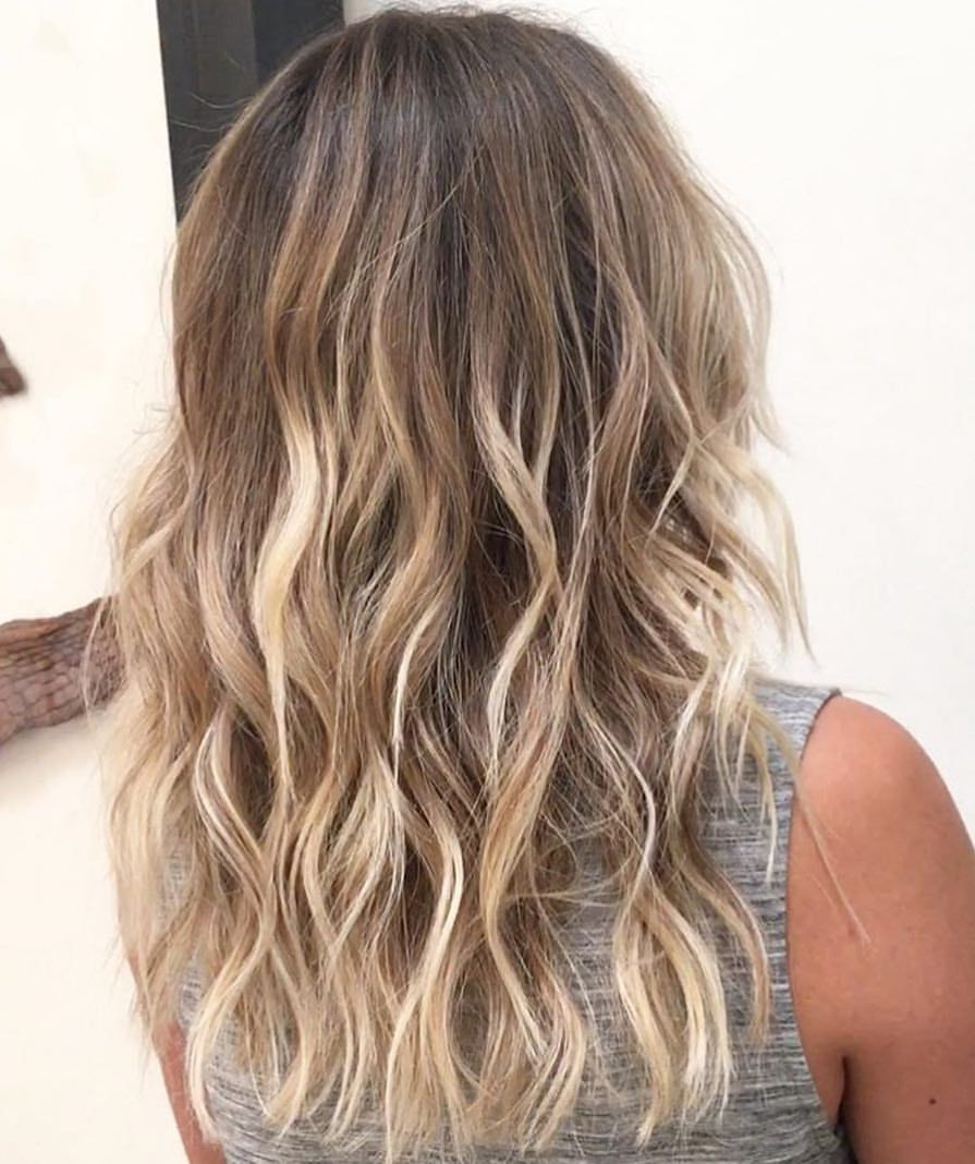 Low Maintenance Sandy Blonde Color By Stephengarrison Hair