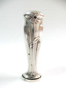 Art Nouveau silver stamp