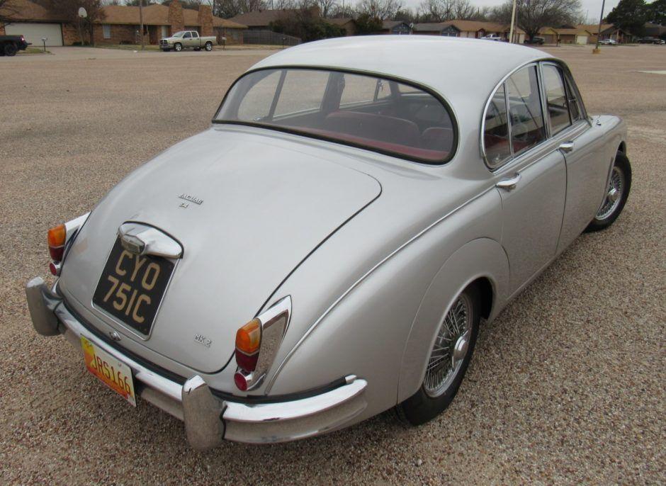 1965 Jaguar Mk II   Jaguar, Classic cars online, Classic cars
