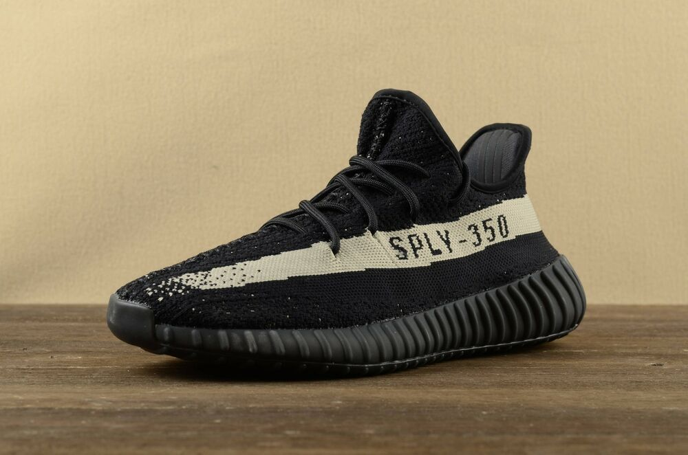 a5e47d51a2e34 Adidas Yeezy 350 Boost V2 BY1605 Womens Real Boost Black Bronze ...