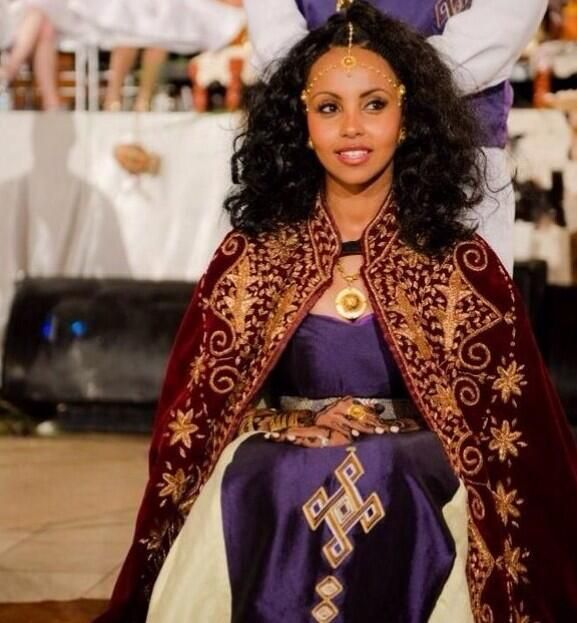 TRIP DOWN MEMORY LANE HABESHA PEOPLE CULTURALLY DOMINANT AND - Ethiopian brides hairstyle