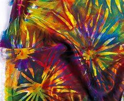 using Markal Paintstiks with needlework