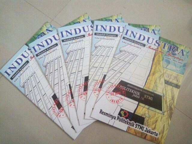 Majalah INDUSTRIA edisi 10