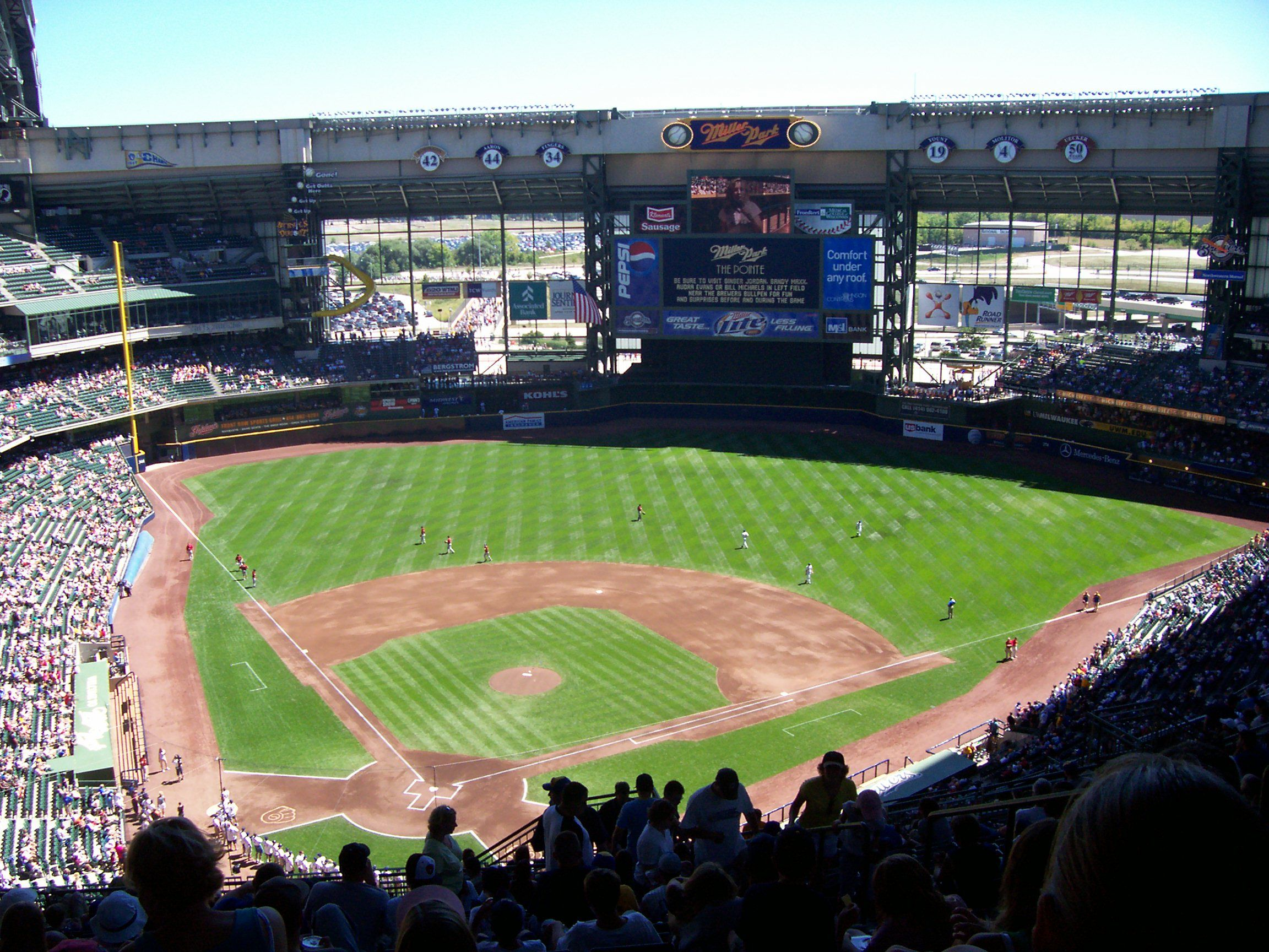 Even The Brewers Offense Has Been Stinking Up Miller Park So Far