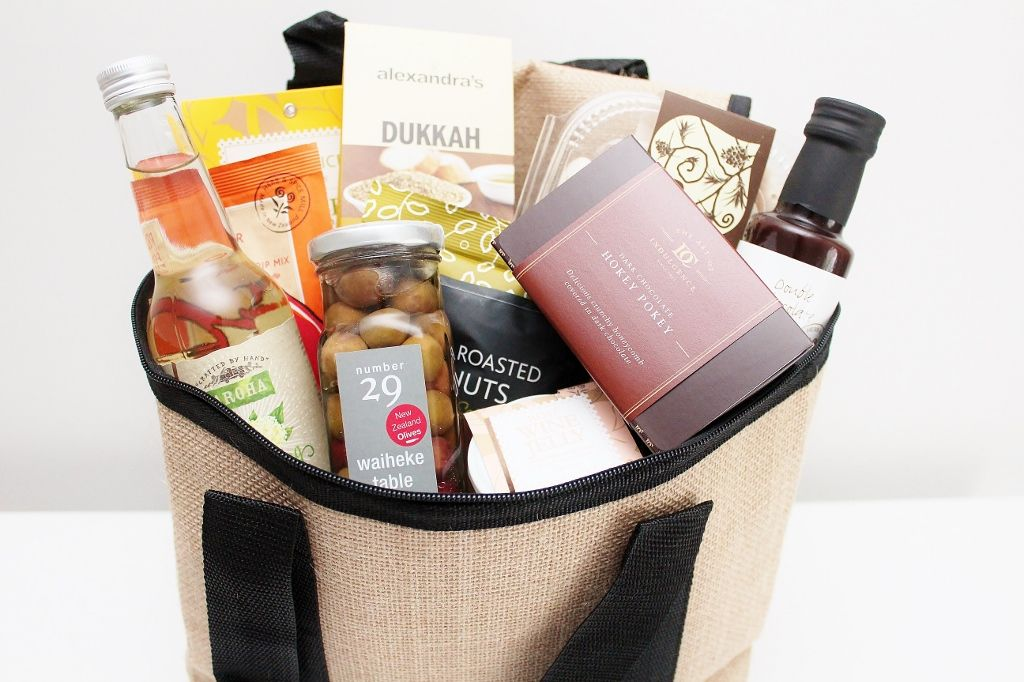 New Zealand Summer Picnic Gourmet Hamper Christmas Gourmet Food Gourmet Food Gift Basket Gourmet Food Gifts