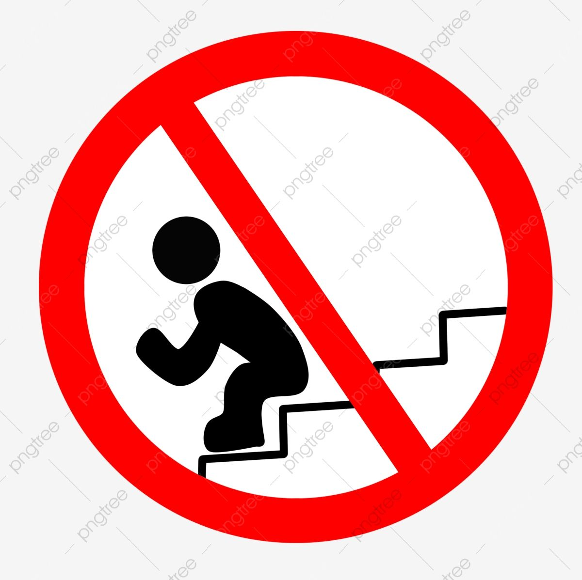 خطوة ممنوع علامة تحذير حظر الجلوس ممنوع علامة تحذير Png وملف Psd للتحميل مجانا Warning Signs Letters Signs