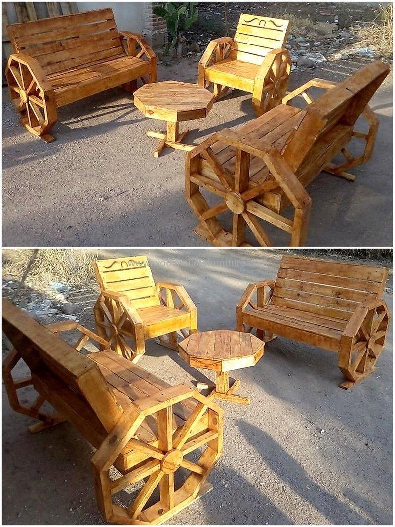 50 Unique Diy Projects With Wood Pallets Doe Het Zelf Hout