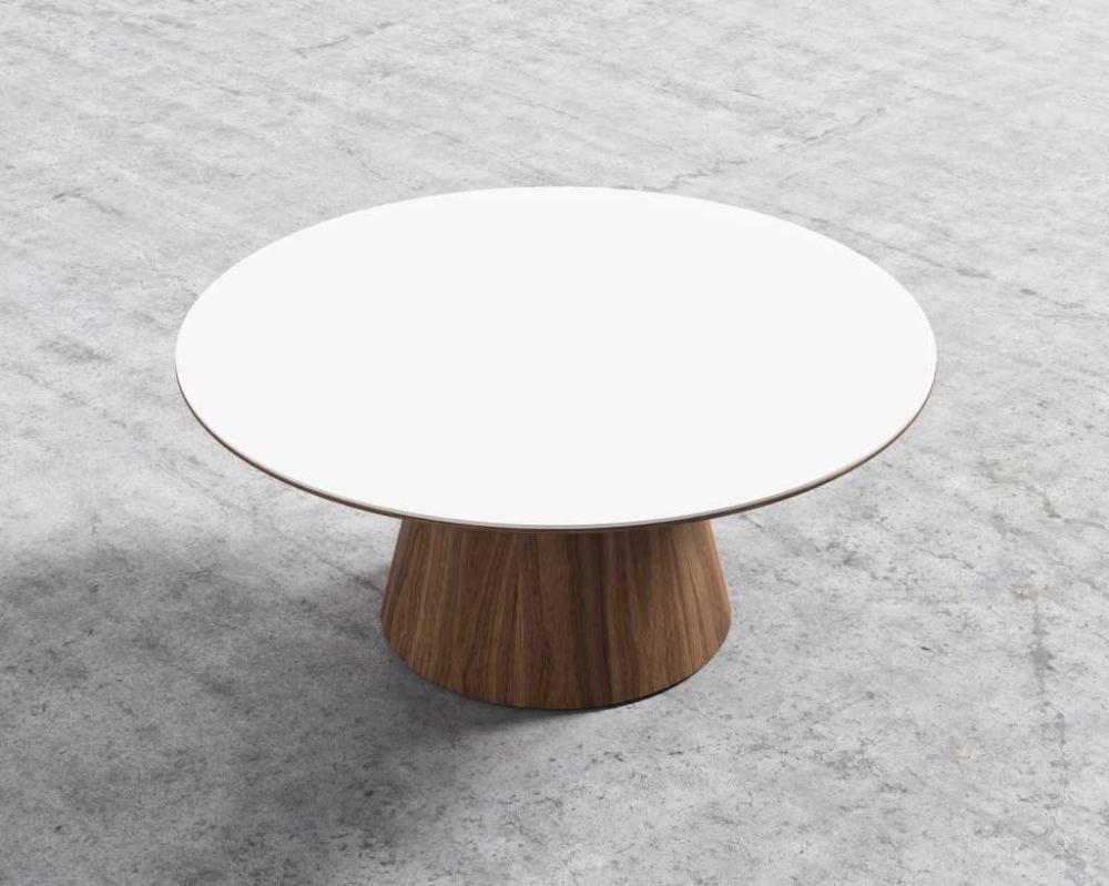 Winston Coffee Table In 2021 Scandinavian Coffee Table Coffee Table Pedestal Coffee Table [ 799 x 1000 Pixel ]