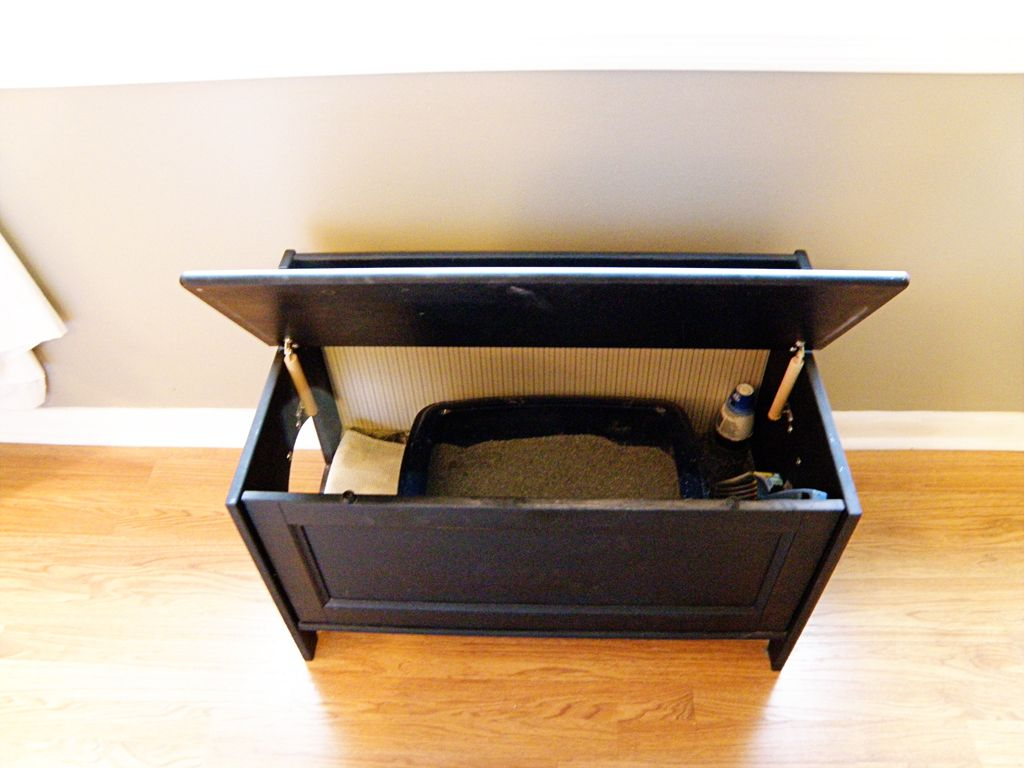 Diy Cat Litter Box Furniture Best Cat Litter Litter Box Tidy