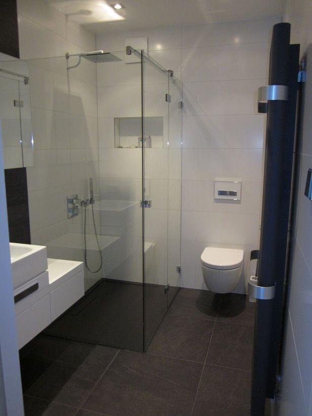 Met een glazen douchewand of douchedeur krijgt u een stijlvolle ...
