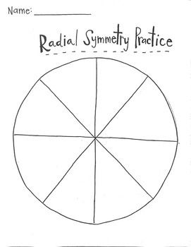 Radial symmetry worksheet worksheets knowledge and students this worksheet is for students to practice making designs using radial symmetry the back has thecheapjerseys Images