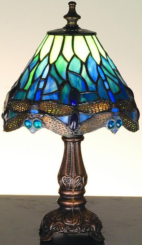0 006027 12 H Hanginghead Dragonfly Mini Lamp With Images