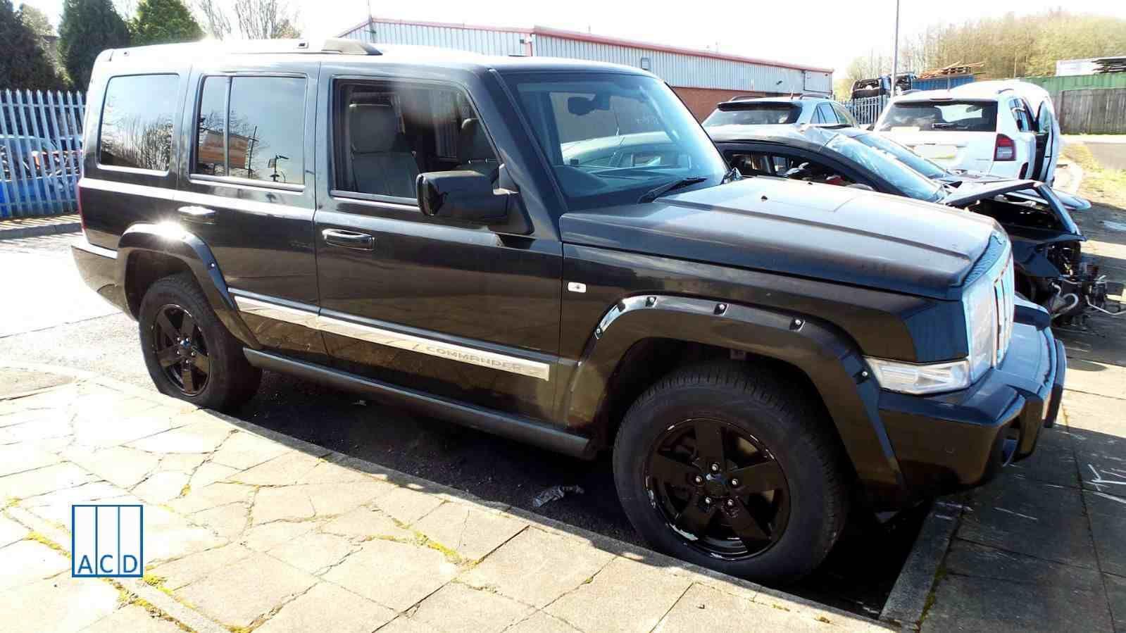 Jeep Commander V6 Crd Ltd 3 0l Diesel Automatic 2006 2794 01 Chrysler Jeep Jeep Jeep Commander