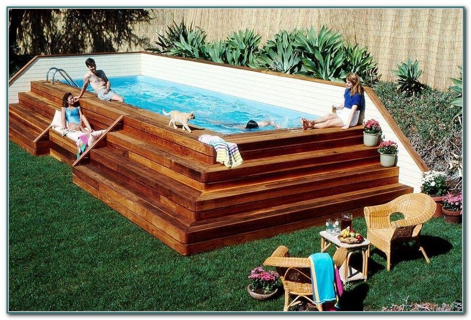 Small Above Ground Pools For Small Yards - Pools : Home ...