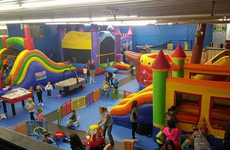 Jump City is your new indoor bounce house facility right