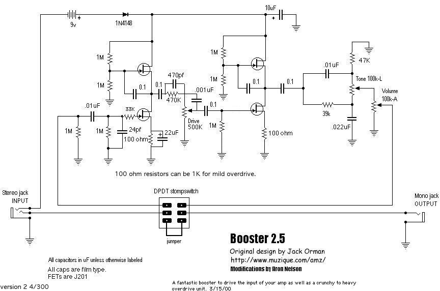 Booster25g 864572 diy stompbox pinterest guitars booster25g 864572 cheapraybanclubmaster Images