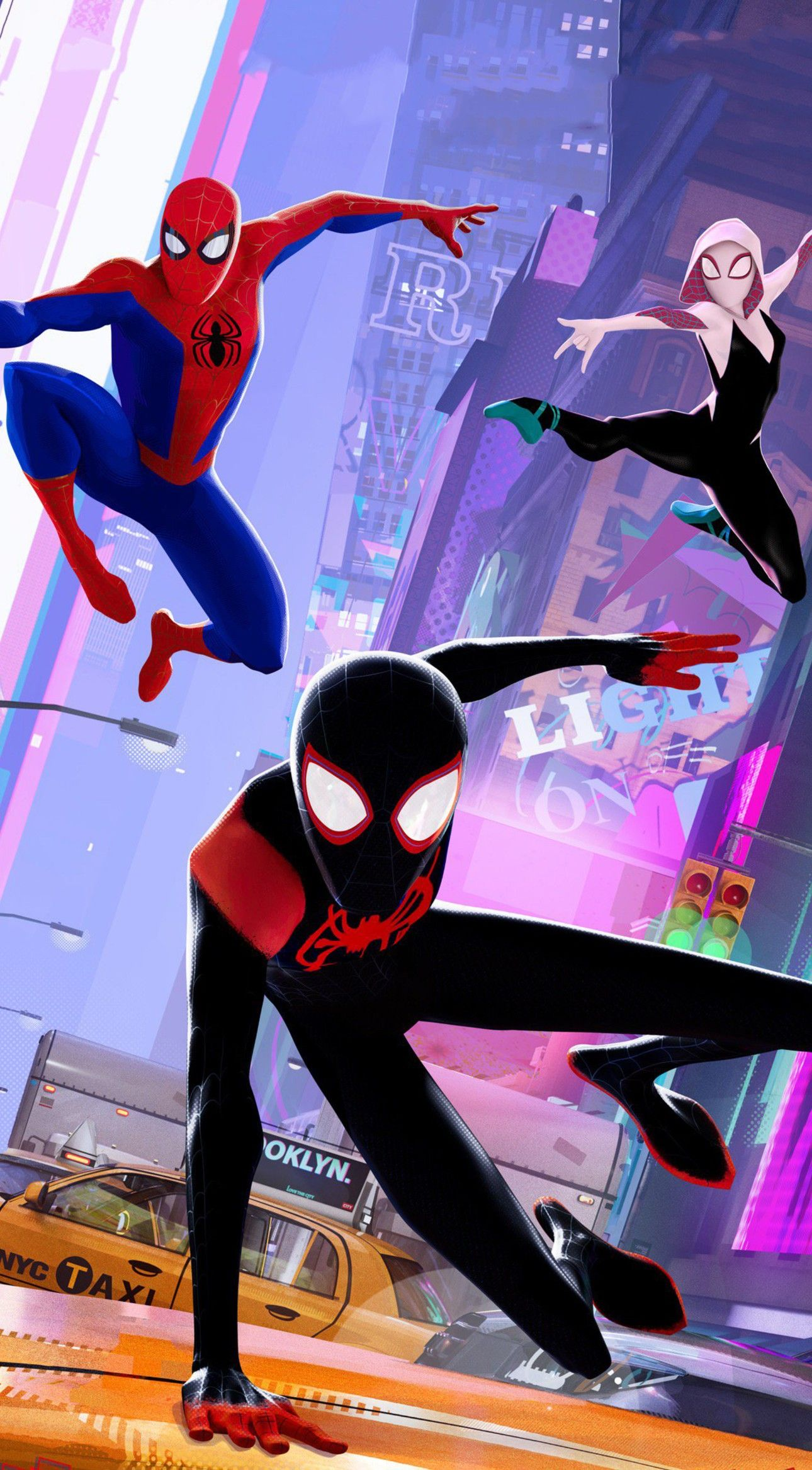 Miles Morales - Ultimate Spider-Man, Into the Spider-Verse #spider-man