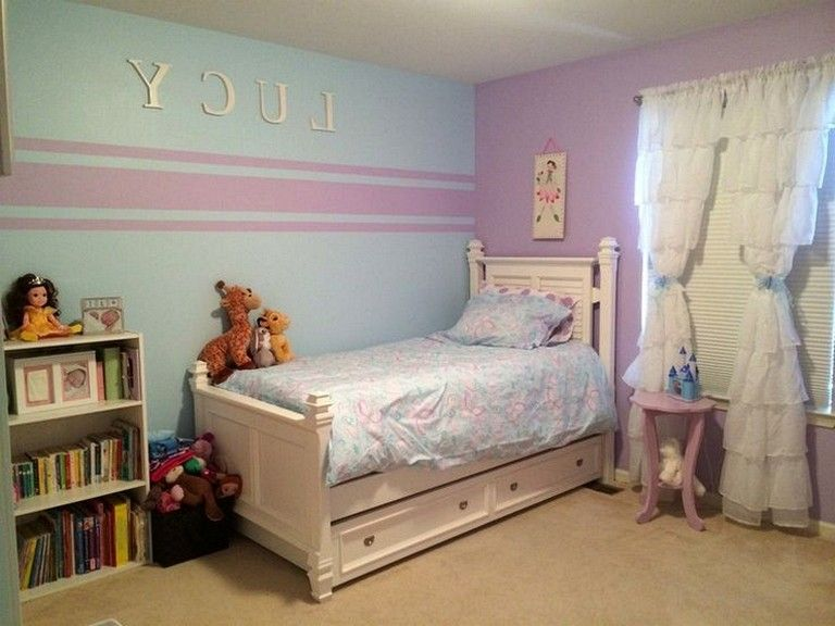 Great Kidu0027s Bedroom Ideas For Girls : 75 Cute Pict #bedroomideas #bedroomdesign  #bedroominteriordesign