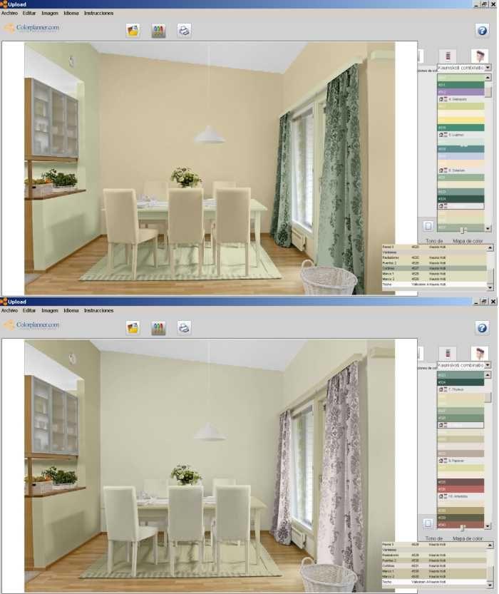 Programa Simulador De Colores Gratis Y Facil De Usar Simulador