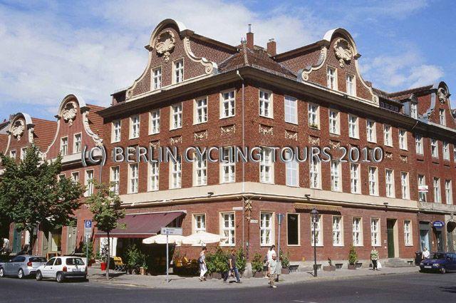Sehenswurdigkeiten In Potsdam Hollandische Viertel Fahrradtour