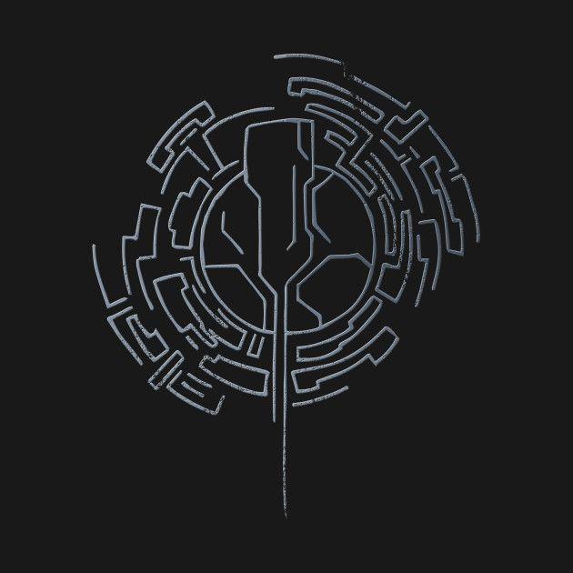 Awesome 'Mantle' design on TeePublic!