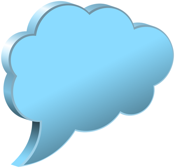 Speech Bubble Cloud Transparent Png Image Cartoes Personalizados Ideias Gestante