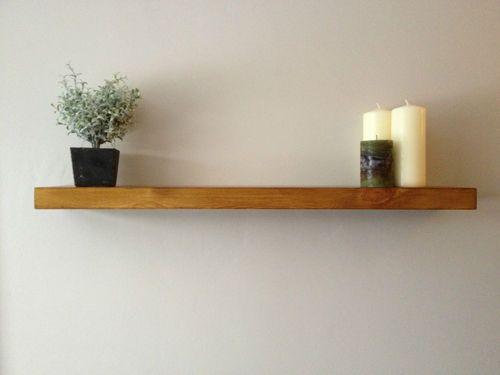 Floating Shelf Shelves 1ft 2ft 3ft 4ft