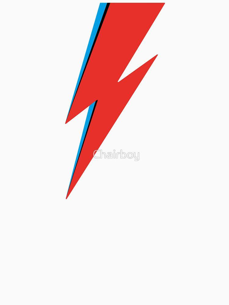 Aladdin sane lightning bolt tattoo