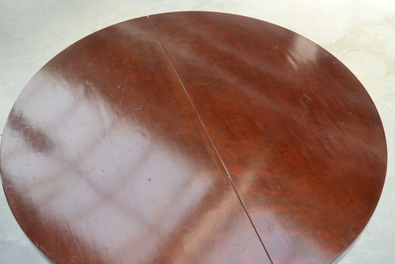 Cool tavolo rotondo 800 allungabile stile impero for Mobili 800 italiano