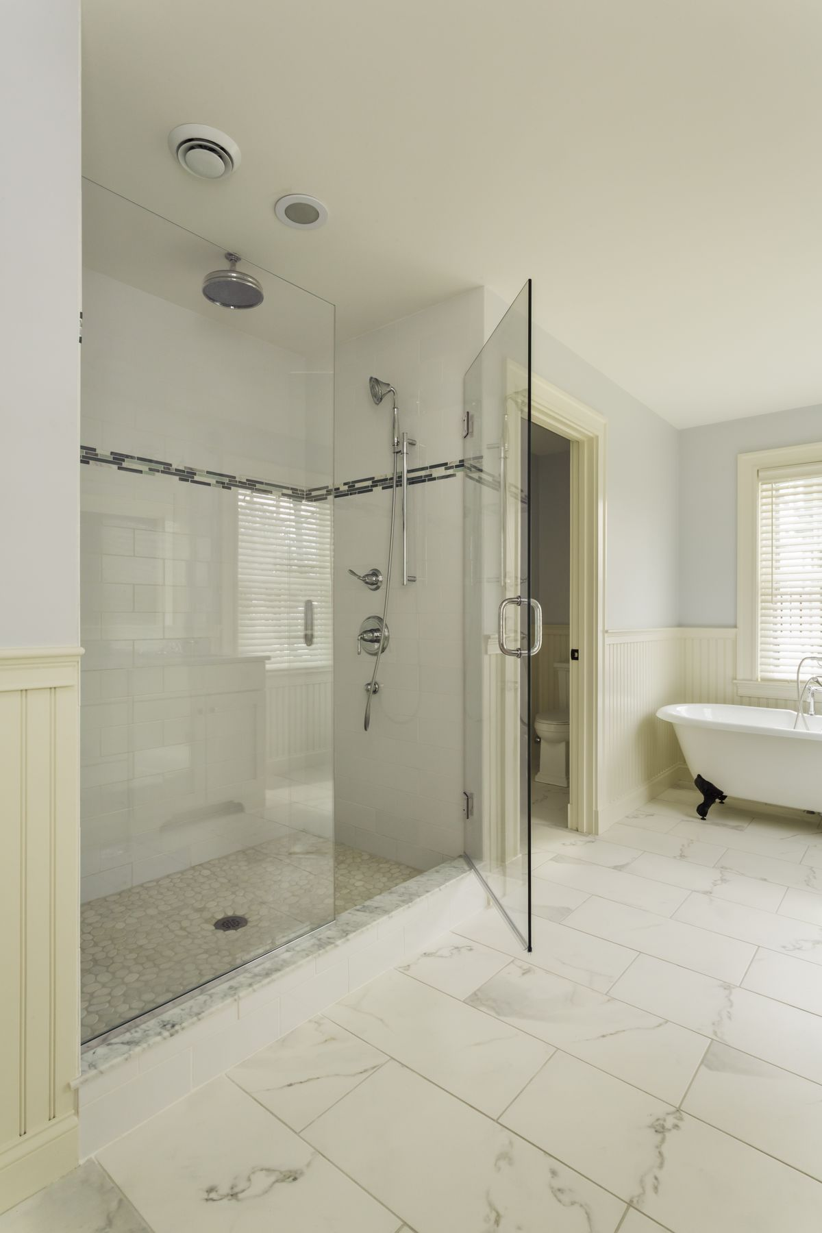 explore open showers glass showers and more