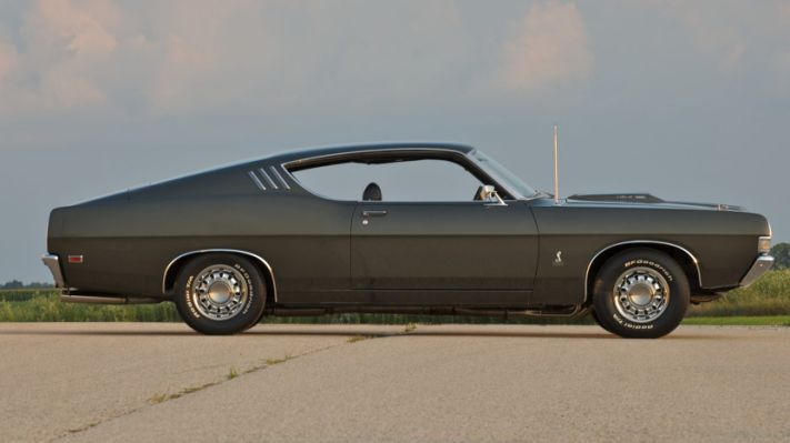 1969 Ford Torino Cobra Fastback With Images Ford Classic Cars