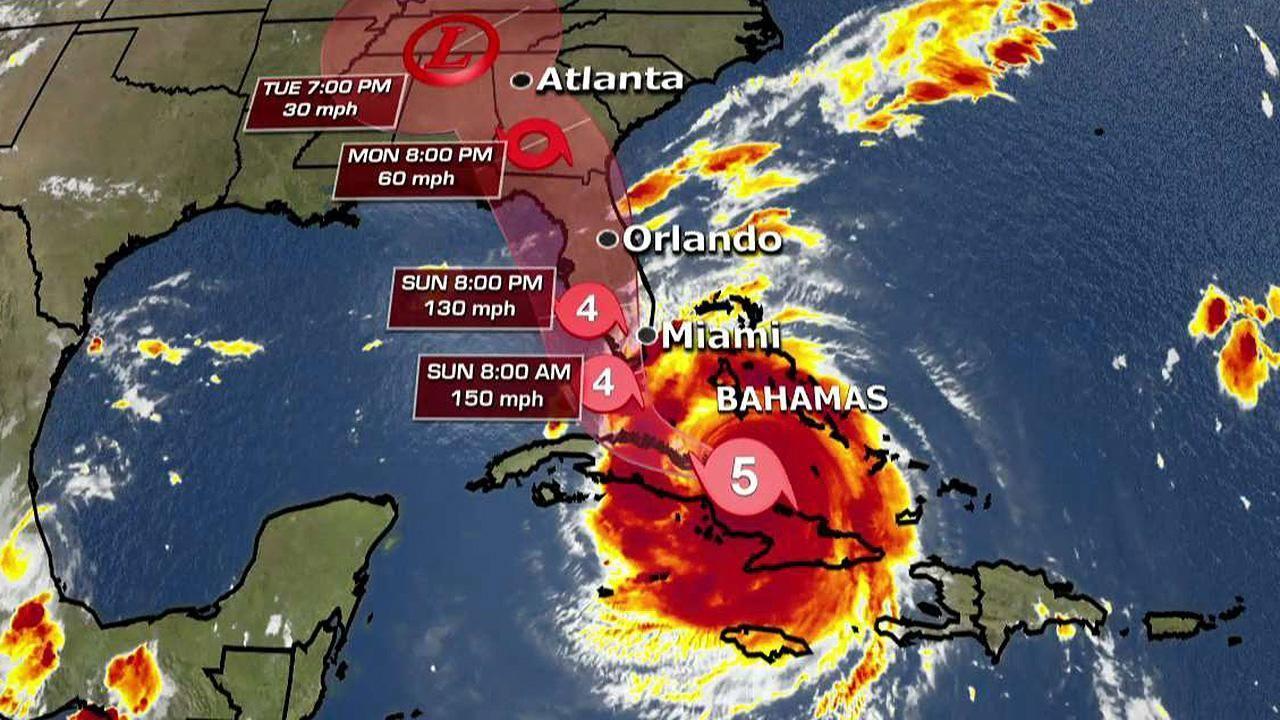 Hurricane Irma Slams Cuba On Way To Florida Florida Hurricane National Hurricane Center Hurricane
